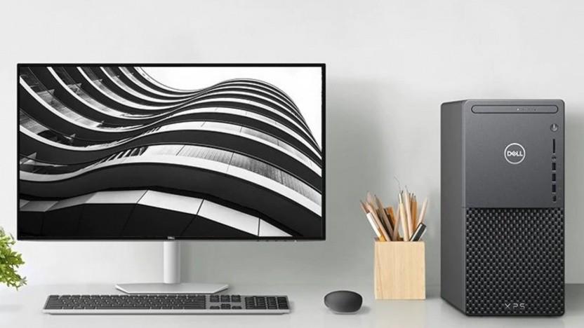Der Dell XPS Desktop ist jetzt kleiner.