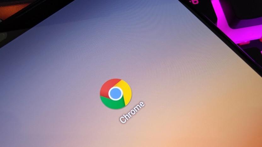 Googles Chrome-Browser unterstützt AVIF.