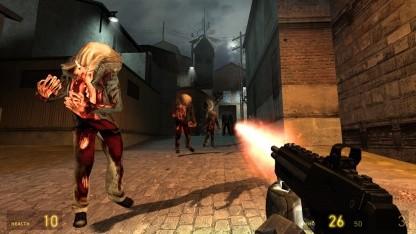 Valve: Half-Life 3 sollte zum Teil prozedural generiert werden - Golem.de