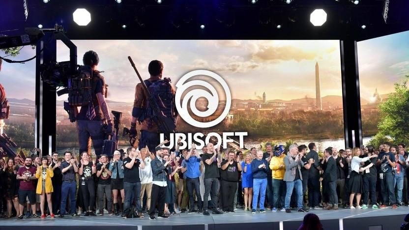 Ubisoft auf der Spielemesse E3 2018 in Los Angeles