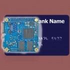 Bastelrechner: Nanopi Neo3 passt auf eine halbe Kreditkarte