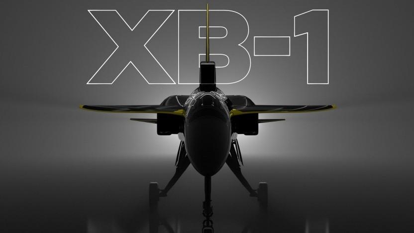 Überschall-Prototyp XB-1: Platz für zwei Insassen