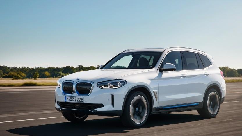 Der neue BMW iX3