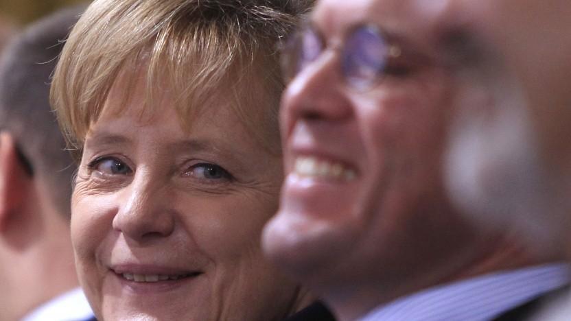 2010 war Guttenberg noch der Star in Merkels Kabinett.