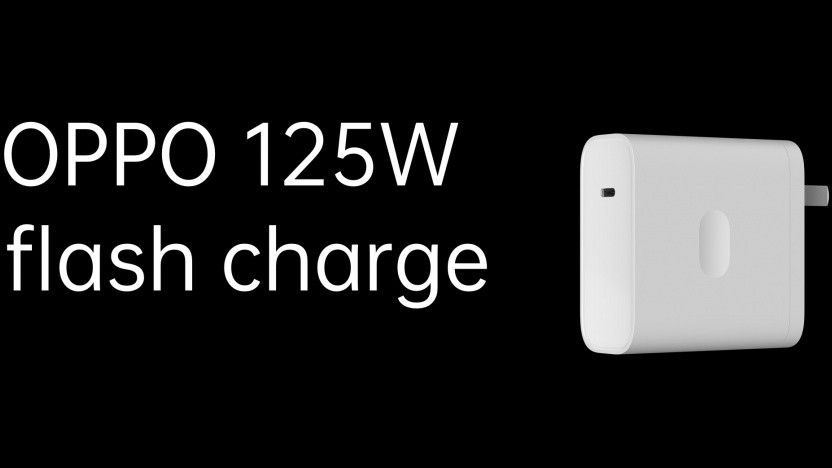 Das neue 125-Watt-Ladegerät von Oppo