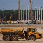 Gigafactory in Grünheide: Tesla darf mit dem Fundamentbau beginnen