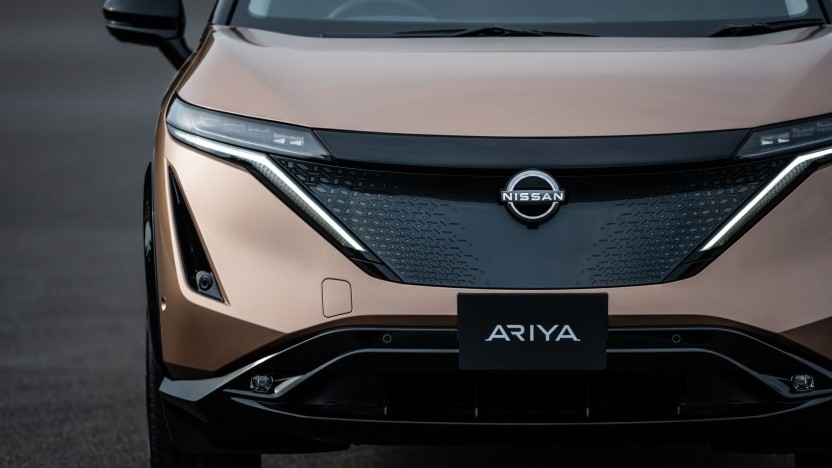 Das Serienmodell der Elektro-Lounge — Nissan Ariya