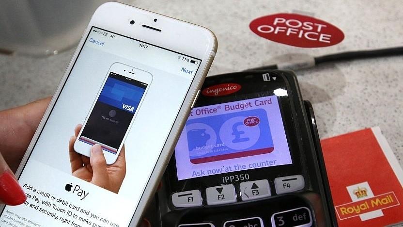 Apple Pay auf einem älteren iPhone