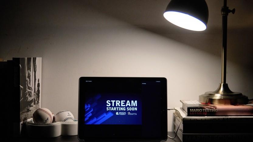 Videostreaming über Twitch