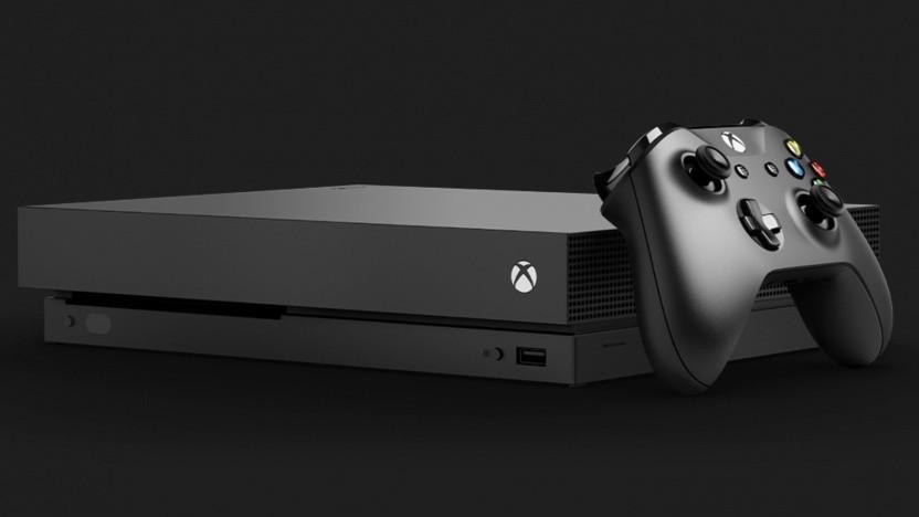 Artwork der Xbox One X