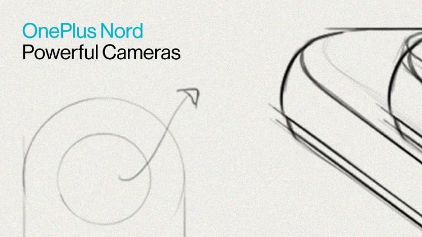 Oneplus hat Informationen zu den Kameras des Nord preisgegeben.