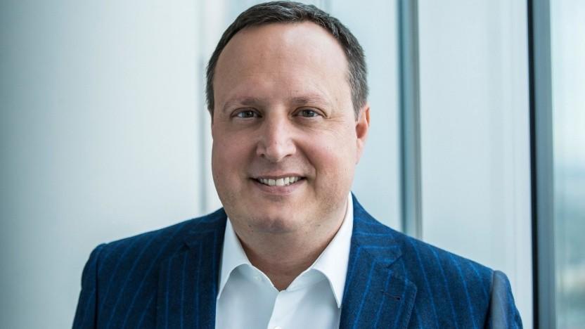 Telefónica-Chef Markus Haas: Am kommenden Dienstag feiert Telefónica Deutschland 25. Gründungsjubiläum.