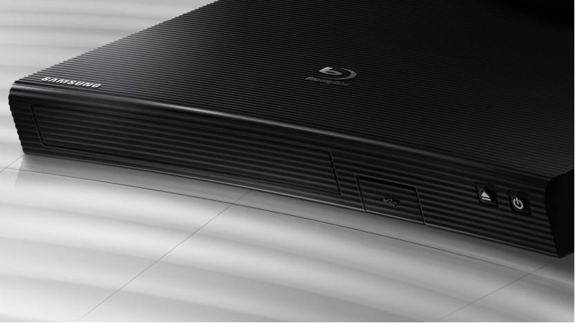 Einer der betroffenen Blu-ray-Player: der BD-J5500