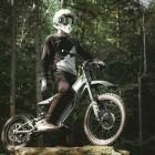 Kuberg: Elektrisches Dirt Bike mit Anhänger vorgestellt