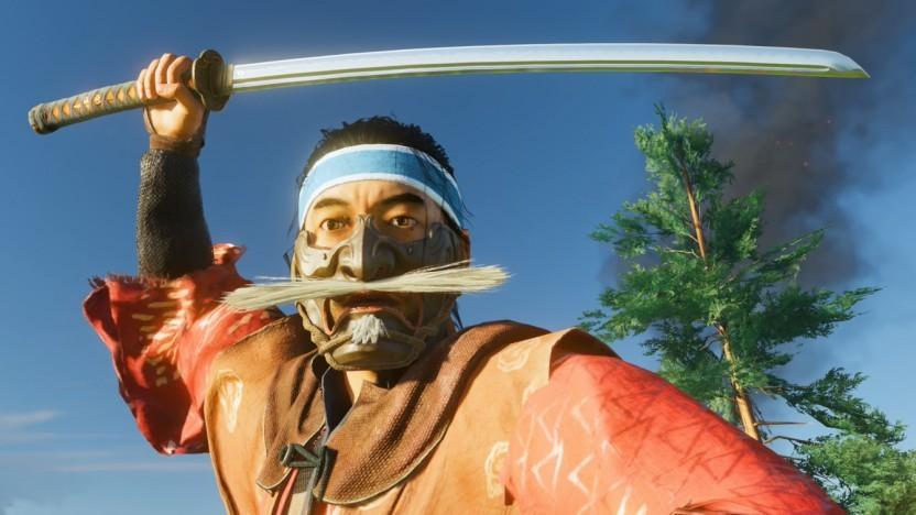 Hauptfigur Jin in Ghost of Tsushima