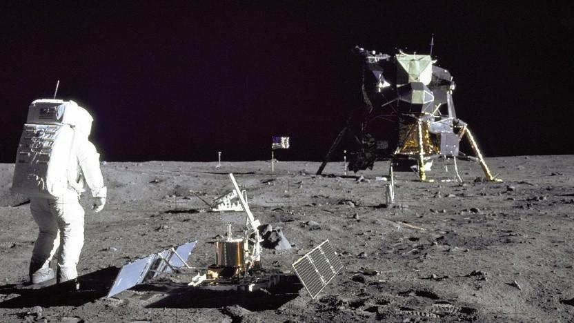 Buzz Aldrin auf dem Mond: Was wäre gewesen, wenn Apollo 11 gescheitert wäre?