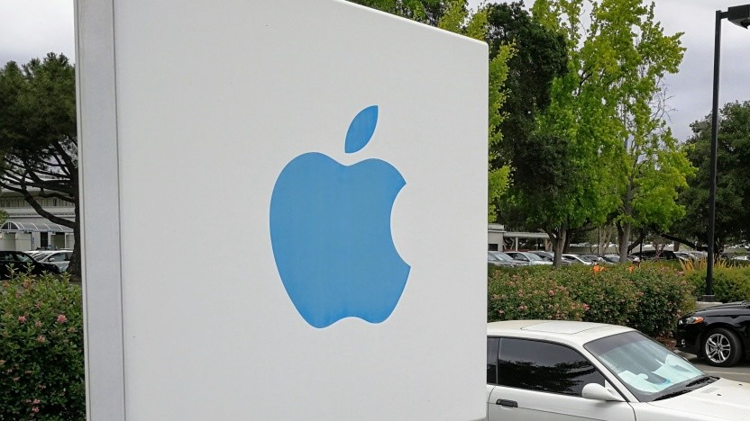 Bei Apple in Cupertino