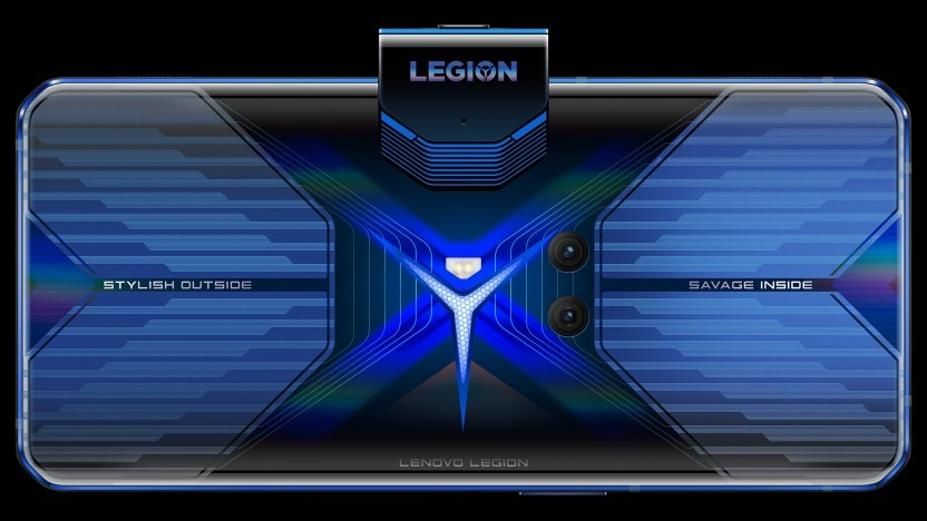 Das Legion Phone Duel von Lenovo