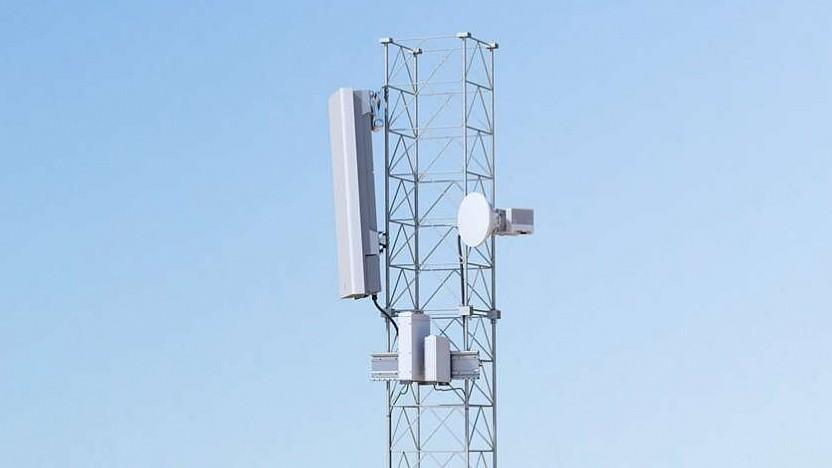Mobilfunkanlage von Ericsson