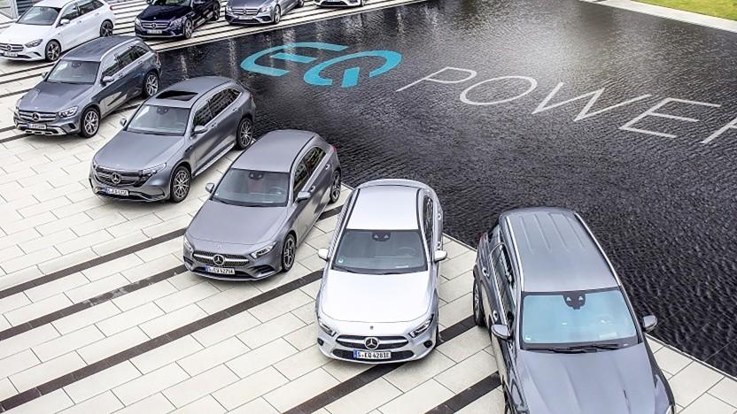 Neue Einheit für Antriebssysteme: Mercedes-Benz Drive Systems