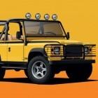 Twisted NAS-E: Geländewagen Land Rover Defender wird zum E-Auto umgerüstet