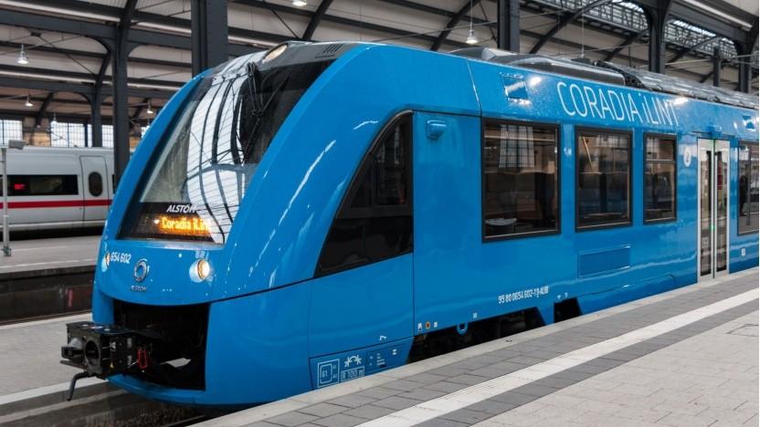 Brennstoffzellenzug Coradia iLint: bis zu sieben Wechsel der Brennstoffzelle