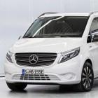 Probefahrt mit E-Vito Tourer: Der Kleintransporter mit der großen Reichweite