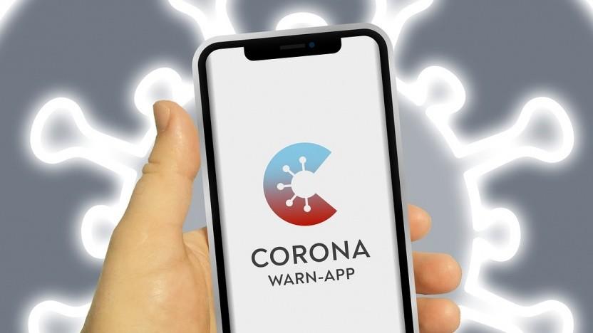 Gab keine Warnungen im Hintergrund: Corona-Warn-App