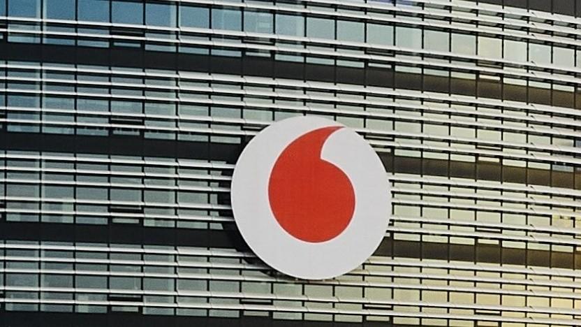Die Zentrale von Vodafone in Düsseldorf