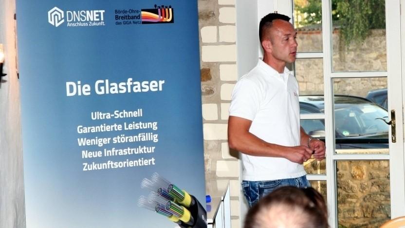 Veranstaltung von DNS:Net