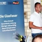 Eichwalde: Baubeginn für Glasfaser von DNS:Net im Berliner Umland