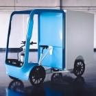 2Cubed: Lieferwagen mit Pedelec-Antrieb soll Verkehrschaos mildern