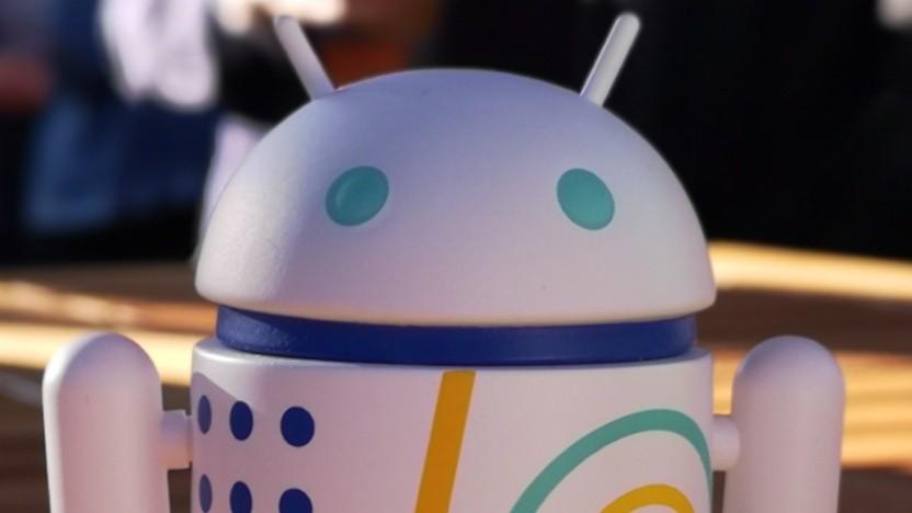 Schau nicht so unschuldig, Androide!