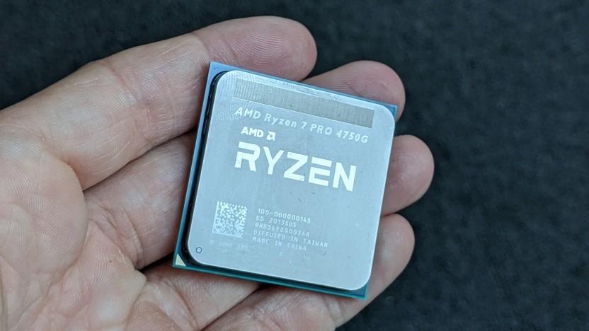 Ryzen 7 Pro 4750G als Tray-APU