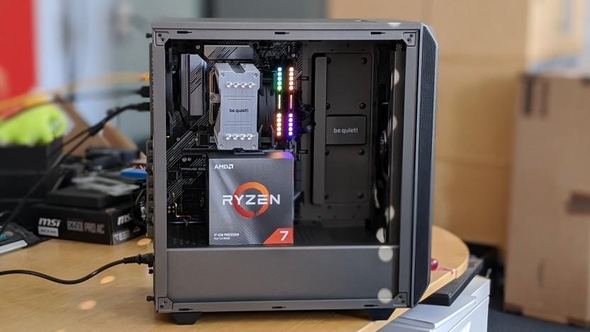 Arlt-System mit Ryzen Pro 4000G