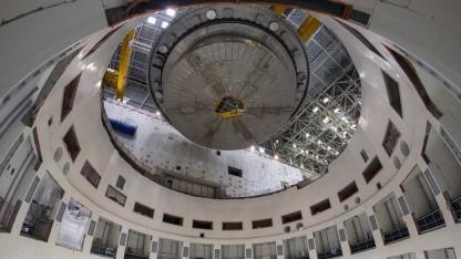 Kernfusion: Am Iter beginnt die Montage des Reaktors - Golem.de