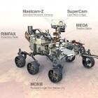 Mars 2020: Was ist neu am Marsrover Perseverance?