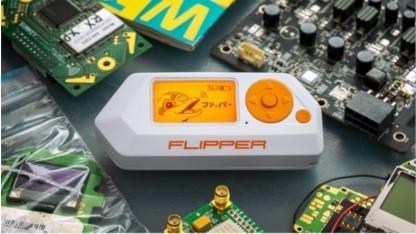 Flipper Zero: Ein Tamagotchi für Hacker - Golem.de
