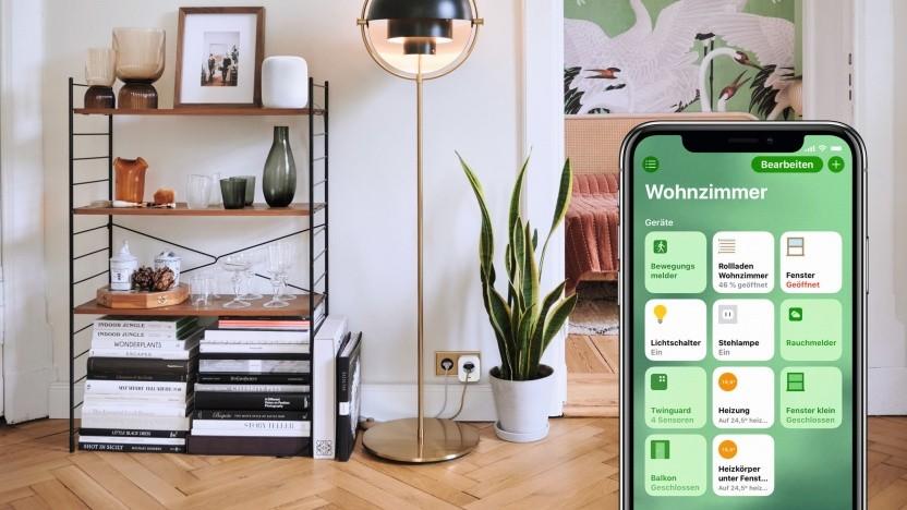 Bosch Smart Home wird mit Homekit kompatibel.