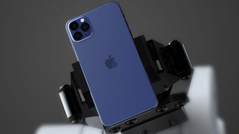 Sieht das iPhone 12 Pro so aus?