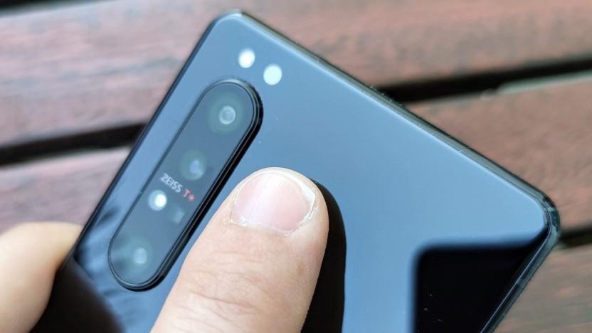 Mit Tap, Tap lassen sich Funktionen per Klopfgesten auf der Rückseite des Smartphones auslösen.