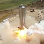 SpaceX: Starship übersteht Triebwerkstest