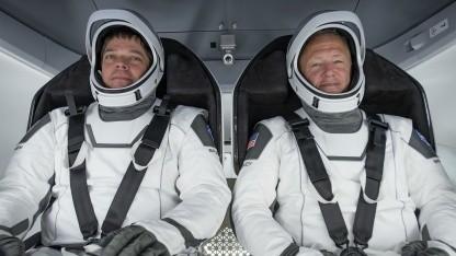 SpaceX: Dragon Endeavour kehrt zurück auf die Erde - Golem.de