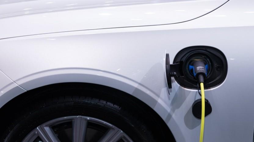 Prämie für E-Autos stark gefragt