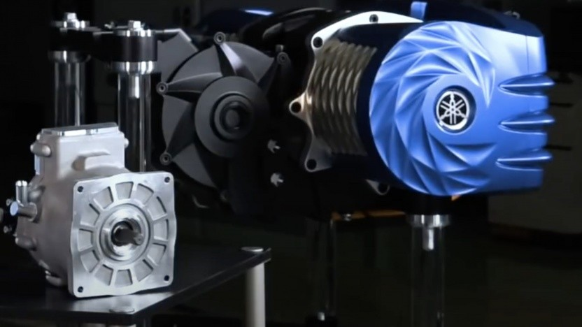 Yamaha-Elektromotoren