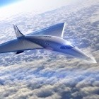 Luftfahrt: Virgin Galactic stellt Design für Überschallflieger vor
