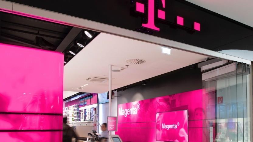 Shop von Magenta Telekom