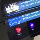 Bildschirme: LG zeigt transparente, faltbare und biegsame OLED-Displays