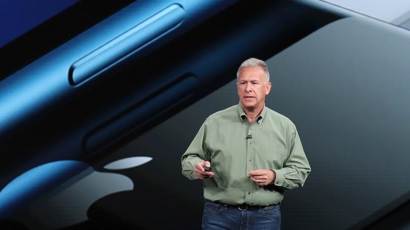 Phil Schiller präsentiert das iPhone 11