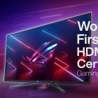 Asus: 43-Zoll-Monitor hat HDMI 2.1 für die kommenden Konsolen